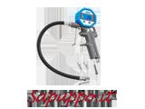 Pistola di gonfiaggio digitale FERVI 0125