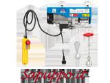 Paranco elettrico kg 200-400 FERVI 0602