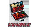 Valigia professionale alluminio 0681