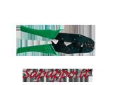 Pinze a cricchetto per capicorda non isolati art. 0843 fervi - Vendita online su Sapuppo.it
