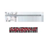 Calibro vite micrometrica 1/50 da 300