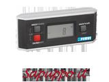 Livella digitale inclinometro e goniometro con magnete FERVI
