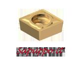 Placchette CCMT - Vendita online su Sapuppo.it