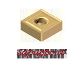 Placchette SNMG - Vendita online su Sapuppo.it
