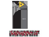 Utensili STGCR destri per tornitura esterna - Vendita online su Sapuppo.it
