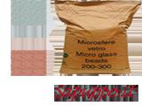 Microsfere per sabbiatrice