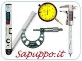 Strumenti di misura - Vendita online su Sapuppo.it