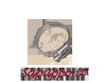 Collarini DALFLEX in acciaio zincato - Vendita online su Sapuppo.it