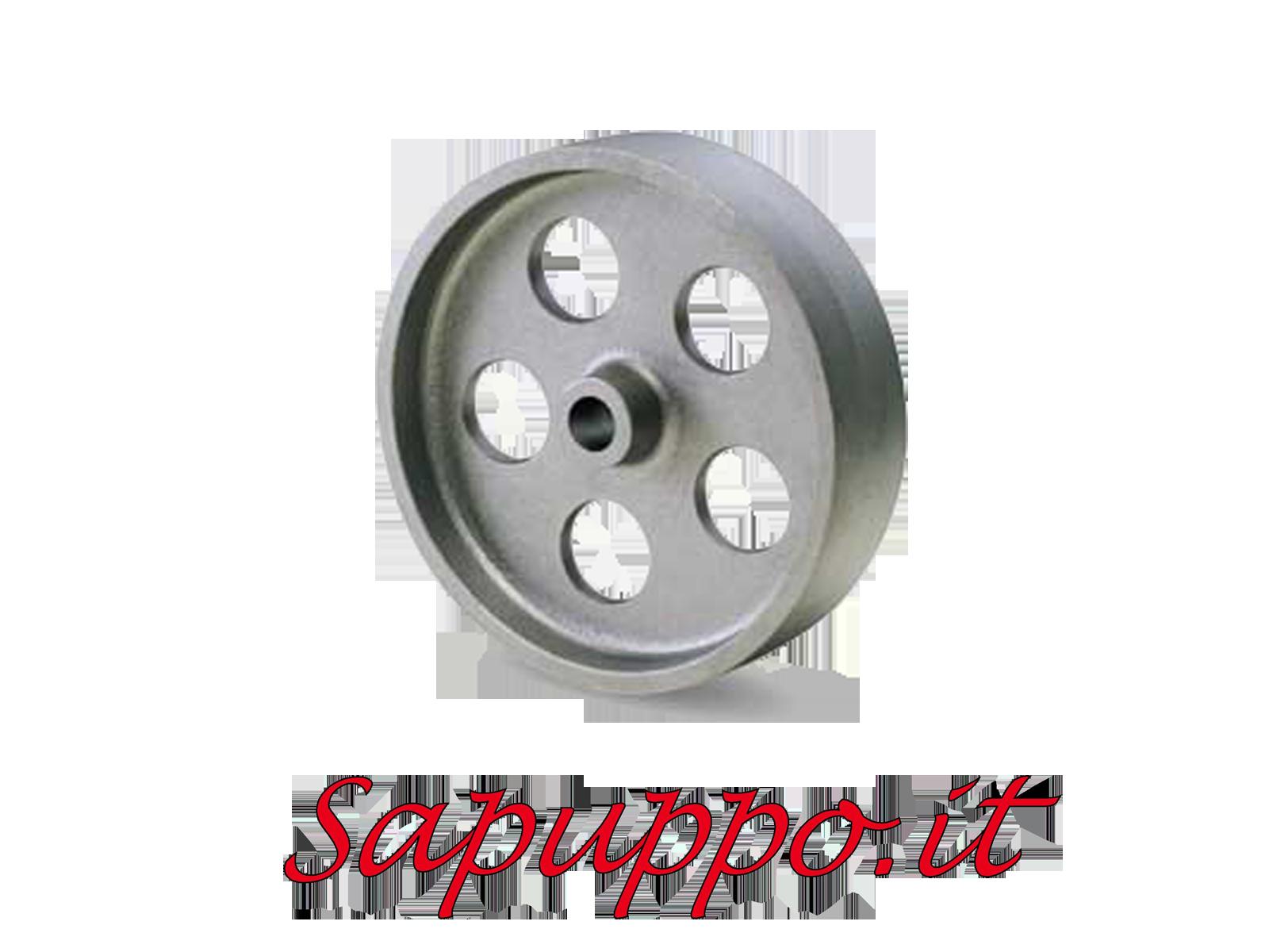 Ruote In Metallo.Sapuppo It Ruote In Ghisa Art 114