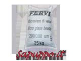 Microsfere di vetro sacco 25 kg