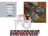 Accessori per sabbiatrice - Vendita online - Sapuppo.it