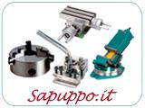 Attrezzatura ed accessori macchine utensili - Vendita online - Sapuppo.it