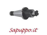 Mandrino Portafrese Universale ISO40 DIN2080 - Vendita online su Sapuppo.it