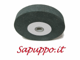 Mole a disco in carburo di silicio verde - Vendita online su Sapuppo.it