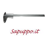 Calibro inox monoblocco da 200