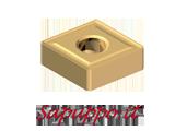 Placchette CNMG - Vendita online su Sapuppo.it