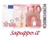 Cod.010 - Buoni regalo da 10 euro