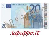 Cod.020 - Buoni regalo da 20 euro